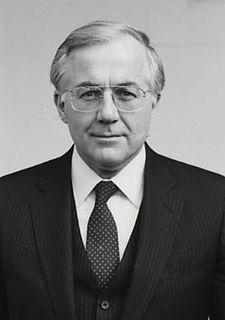 Richard V. Allen United States National Security Advisor to President Ronald Reagan 1981-1982