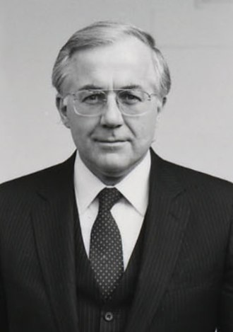 Deputy National Security Advisor (United States) - Image: Richard V. Allen 1981