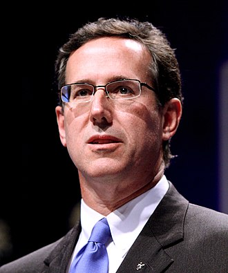 2012 United States presidential election in Nebraska - Image: Rick Santorum by Gage Skidmore