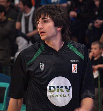 Ricky Rubio - Rubio playing in Spain