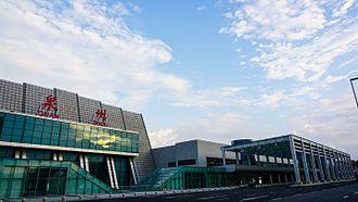 Quanzhou - Jinjiang International airport