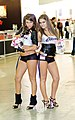 Ritmix girls at Igromir 2011.jpg