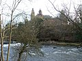 River Kelvin and Kelvingrove Art Gallery - geograph.org.uk - 681806.jpg