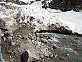River Kunhar originating from the Glacier.jpg