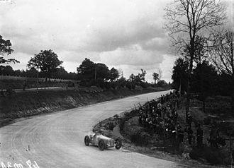 Robert Benoist - Benoist, French Grand Prix, 1927