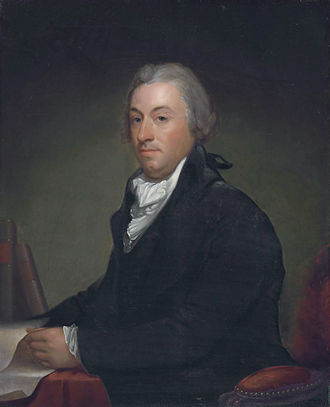 Robert R Livingston, attributed to Gilbert Stuart (1755-1828)