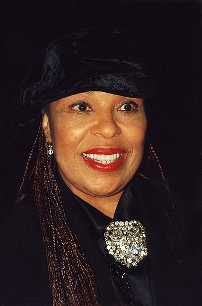 Picture of a band or musician: Roberta Flack
