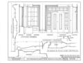 Robinson-Dillworth House, 2709 Meridian Pike, Huntsville, Madison County, AL HABS ALA,45-HUVI.V,3- (sheet 6 of 8).png