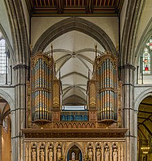 Canterbury cathedral music list