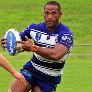 Rod Griffin Papua New Guinean rugby league player