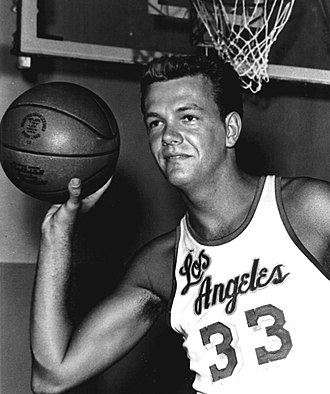 Hot Rod Hundley - Image: Rod Hundley Lakers