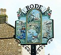 Rode Village Sign - geograph.org.uk - 652323.jpg