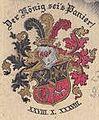 Roigelhaus - Der König sei's Panier.jpg