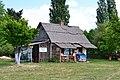 Rokyni Lutskyi Volynska-Bairak park architecture monument-souvenir shop.jpg