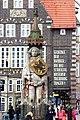Roland statue, Bremen, Germany - panoramio.jpg