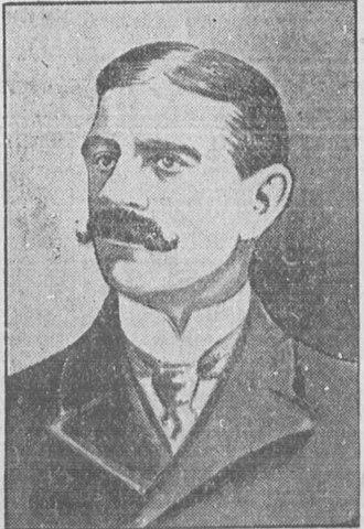 Rolla Wells - Wells circa 1901