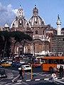 Rom-112-Santa Maria di Loreto-SS Nome di Maria-Trajanssaeule-1983-gje.jpg