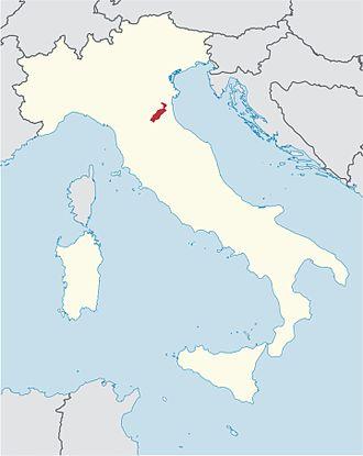Roman Catholic Diocese of Faenza-Modigliana - Image: Roman Catholic Diocese of Faenza Modigliana in Italy