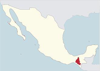 Roman Catholic Archdiocese of Tuxtla - Image: Roman Catholic Diocese of Tuxtla Gutiérrez in Mexico