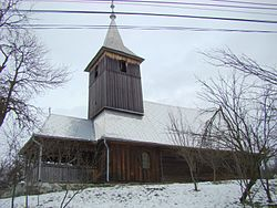 Romania Mures Urisiu de Sus wooden church 96.jpg