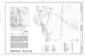 Rooney Ranch, Rooney Road and West Alamdea Parkway, Morrison, Jefferson County, CO HABS COLO,30-MORR.V,1- (sheet 1 of 1).png