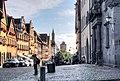 Rothenburg ob der Tauber-(Herrngassenansicht-1-Blick vom Marktplatz)-damir-zg.jpg