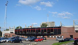 Van Donge & De Roo Stadion - Image: Rotterdam stadion woudestein