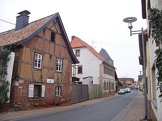 Roxheim - Hauptstraße