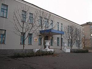 Здание Детской школы искусств (2007)