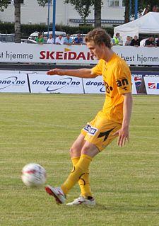 Ruben Imingen Norwegian footballer