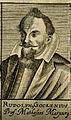 Rudolf Goclenius (Göckel). Line engraving, 1688. Wellcome V0002283.jpg