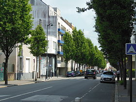 Image illustrative de l'article Rue Lamoricière