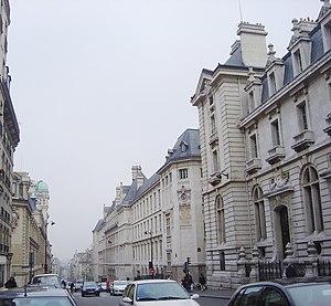 State school - La Sorbonne
