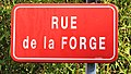 Rue du village de Trouley-Labarthe (Hautes-Pyrénées) 2.jpg