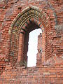 Ruiny zamku, 2 poł. XIII – 1 poł. XIV w. w Radzyniu Chełmińskim 2.JPG