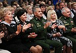 Russian Defence Minister General of the Army Sergei Shoigu attended the Knowledge Day ceremony in the Russian Defence Ministry's Boarding School for Girls 06.jpg