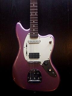 Squier Ryan Jarman Signature Guitar Electric guitar