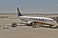 EI-DCW - B738 - Ryanair