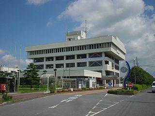 Ryūgasaki, Ibaraki City in Kantō, Japan