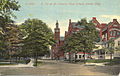 S. Forge St. showing High School, Akron, Ohio. (12659515045).jpg