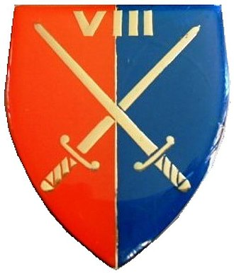 8th Armoured Division (South Africa) - 8th Armoured Division emblem