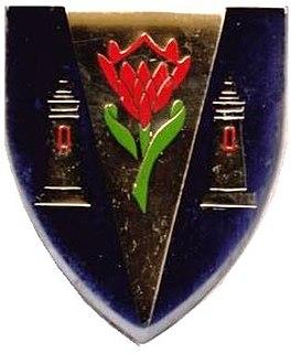 Humansdorp Commando military unit