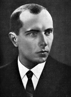 Stepan Bandera Far-right Ukrainian politician