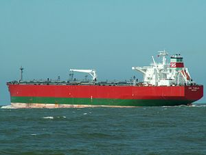 SKS Tugela - IMO 9133460 - Callsign LACN5 - p3 leaving Port of Rotterdam, Holland 08-Apr-2006.jpg
