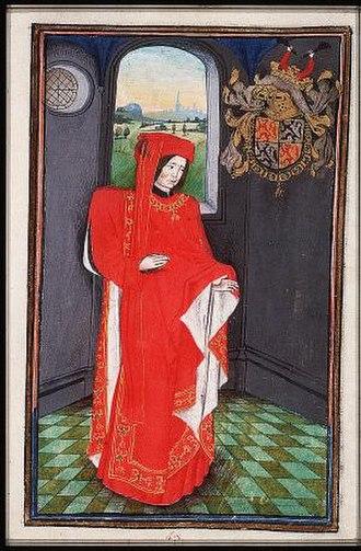 Reinoud II van Brederode - 9th Lord of Brederode