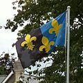 SQ Monmouthshire Flag at Devauden.jpg