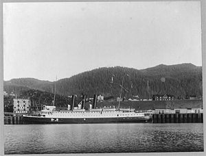 SS Prince George - Image: SS Prince Rupert