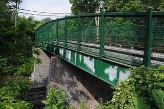 Sudbrook Park United States historic place