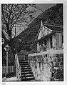 Saba. Plaatselijke onderwijzer bij school , Bunker Hill Cottage, the Bottom, Bestanddeelnr 935-1259.jpg