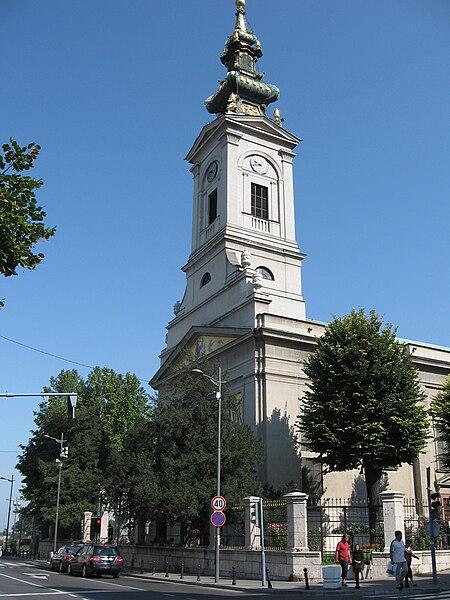 كاتدرائية القديس ميكائيل.
